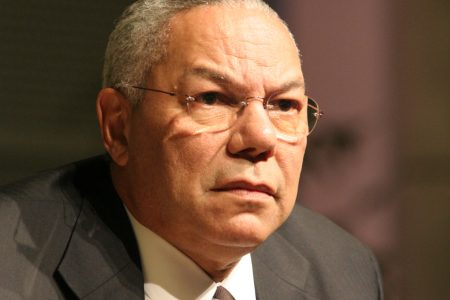 Colin Powell. Fot. Charles Haynes / Flickr-CC
