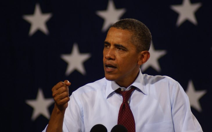 Barack Obama. Fot. marcn/Flickr-CC