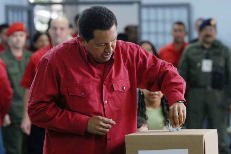 Hugo Chavéz (Wilson Dias/ABr - CC)