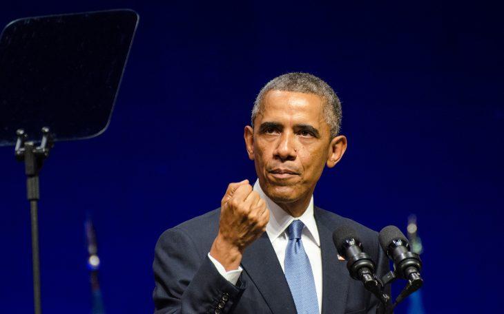 Barack Obama. Fot. Johan.V. / Flickr-CC