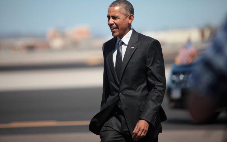 Barack Obama. Fot. Gage Skidmore / Flickr - CC