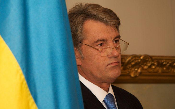 W. Juszczenko. Fot. Russland und Ukraine / Flickr-CC