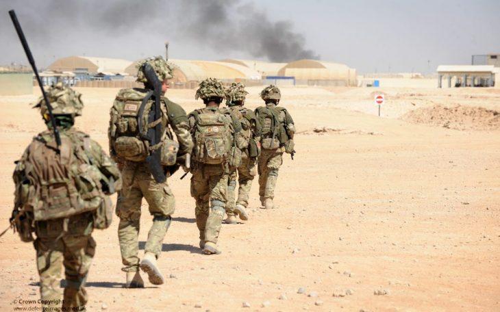 Patrol ISAF w Afganistanie. Fot. Cpl Mike O'Neill RLC LBIPP (Defence Images) / Flickr CC
