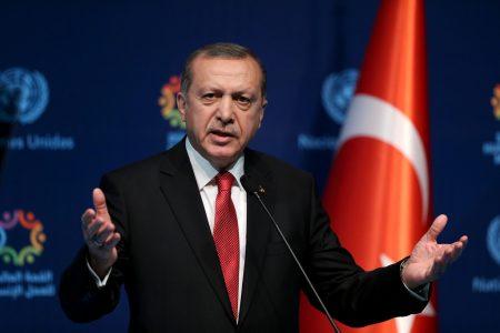 Premier Turcji Recep Tayyip Erdogan. Fot World Humanitarian Summit 2016 / Flickr-CC