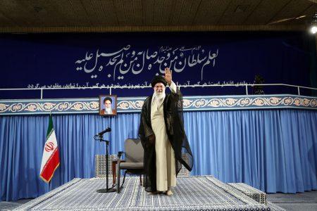 Przywódca Iranu, Ali Chamenei. Fot. Leader.ir - CC