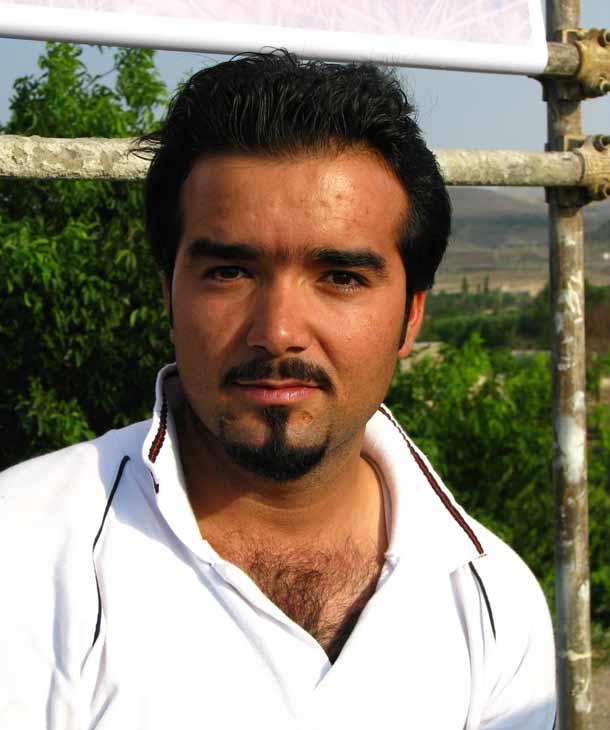 Irańczyk Masoud z Meszhedu (fot. W. Ganczarek)