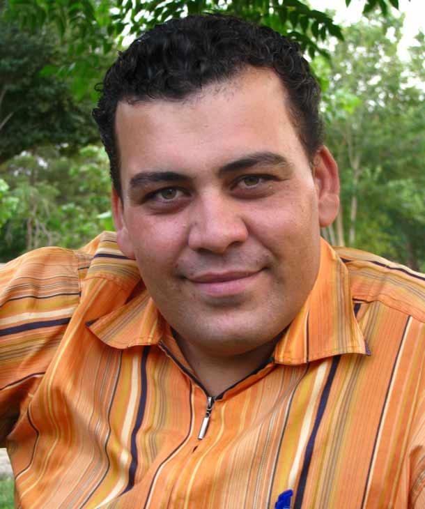 Irańczyk Ali z Kaszanu (fot. W. Ganczarek)
