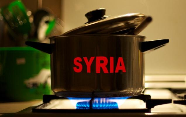 Wojna w Syrii a katarski gaz (Fot. Christian Naenny)