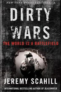 J. Scahill: Dirty Wars. Okładka