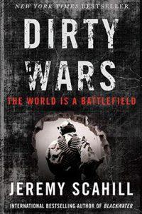 J. Scahill: Dirty Wars. Okładka