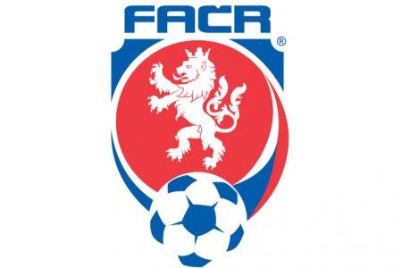 Logo Czeskiej Federacji Piłki Nożnej (blesk.cz)