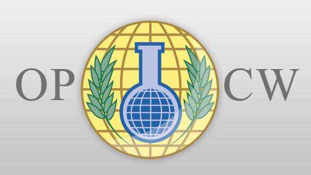 Logo OPCW