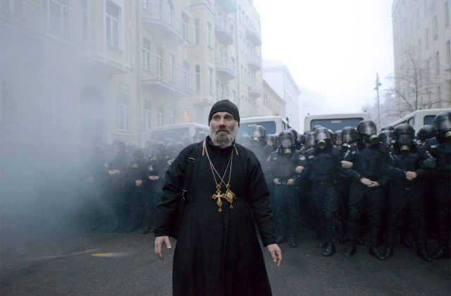 Protesty na Ukrainie (fot. Ivan Bandura / Flickr - CC)