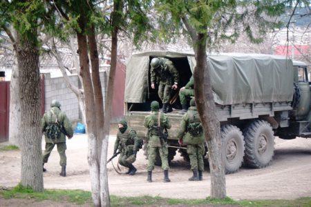 Samoobrona Krymu (fot. Jakub Wojas)