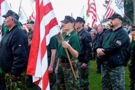 Wiec Jobbiku (fot. Leigh Phillips/Flickr-CC)