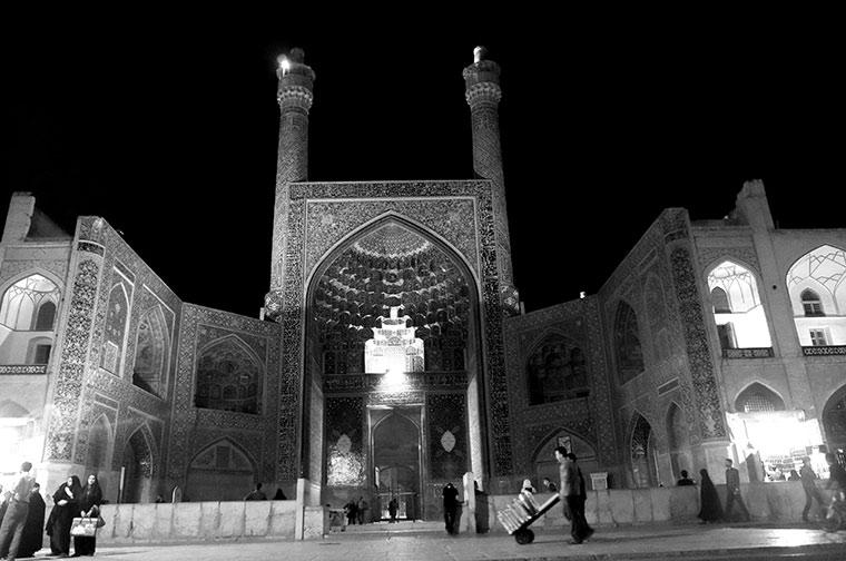 Iran - Isfahan - meczet imama