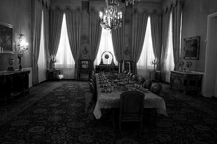 Pałac szacha Iranu