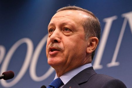 Recep Tayvip Erdoğan (fot. ©Paul Morigi Photography / Flickr-CC)