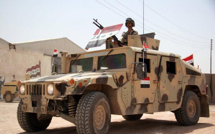 Irackie wojsko nie jest w stanie poradzić sobie z rebelią (fot. the.myrmidnion / Flick-CC)