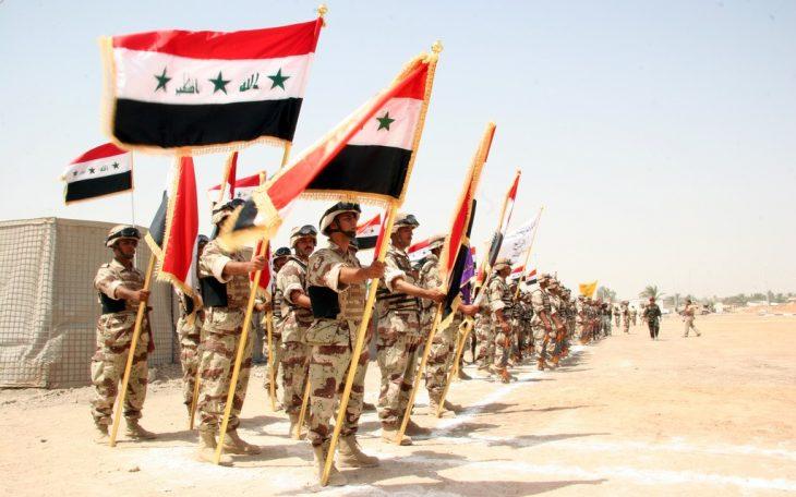 Iracka armia (fot. the.myrmidon / Flickr-CC)