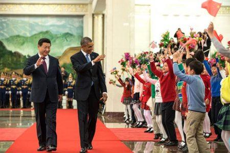 Barack Obama i Xi Jinping (fot. Pete Souza/Whitehouse.gov)