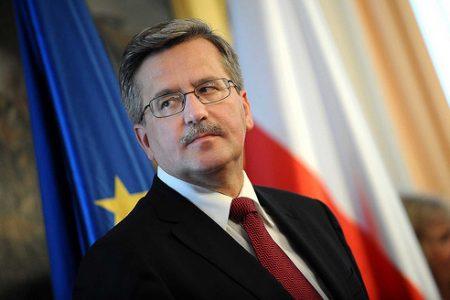 Przed Bronisławem Komorowskim będzie stał szereg wyzwań w polityce zagranicznej (Zdjęcie: PAP/Jacek Turczyk)