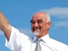 Prezydent separatystycznego Naddniestrza Igor Smirnov (zdjęcie z oficjalnej strony prezydenta Naddniestrza)