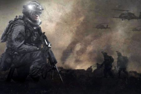 Wraz ze zmianami w technologii wojskowej, zmieniają się również taktyka, strategia, a nawet przyczyny wojen (Źródło: materiały prasowe gry Call Of Duty: Modern Warfare 2/Gry.interia.pl)