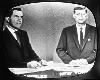 Debata Nixon-Kennedy z 1960 r. miała ogromny wpływ na współczesną politykę (Zdjęcie: Sodahead.com)