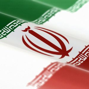 Flaga Iranu (Źródło: www.irdiplomacy.ir)