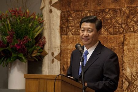Xi Jinping (Zdjęcie: Luci Harrison Photography/Flickr.com)