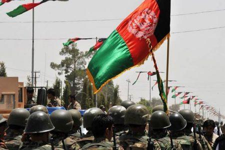Afgańskie wojska (Zdjęcie: Hamish Burke-Defence Images-CC)