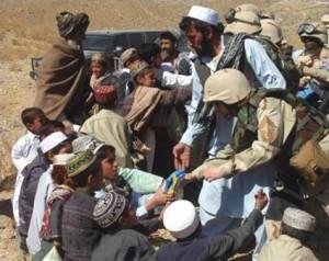 Mimo wielu prób, bitwa o serca Afgańczyków jest już chyba przegrana