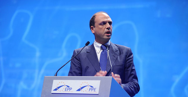Angelino Alfano (fot. European People's Party - EPP/Flickr/CC)