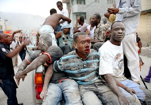 Trzęsienie na Haiti potwierdziło tylko to, co wszyscy wiedzieli od dawna: to państwo na wpół upadłe (nydailynews.com)