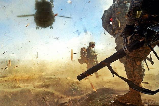 Czy interwencja w Afganistanie będzie ostatnią, w której będą w stanie wziąć udział europejskie armie? (Flickr: The U.S. Army)