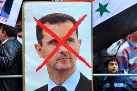 Demonstracja przeciw Assadowi (Flickr:garda-cc)