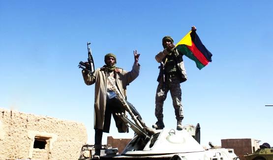Tuarescy rebelianci z MNLA (Zdjęcie: mnlamov.net)