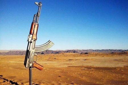 Beludżystan od lat walczy o niepodległość (Belochistan/Flickr)