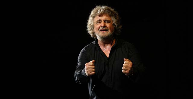 Beppe Grillo (fot. SiciliaToday/Flickr/CC)