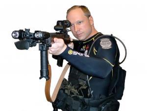 Anders Breivik (Źródło: Dziennik.pl)