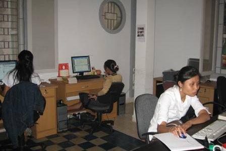 Centrum Audiowizualne Bophana (Fot. Bophana.org)