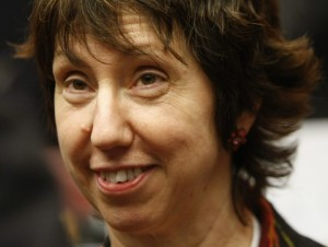 Catherine Ashton (Zdjęcie: Daylife.com/Reuters/Denis Balibouse)