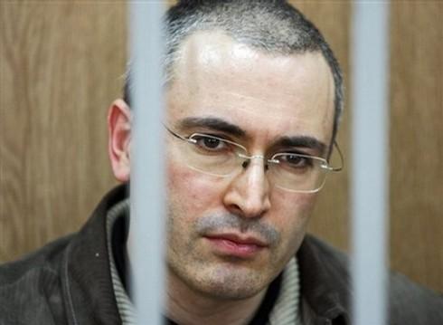 Michaił Chodorkowski w moskiewskim sądzie