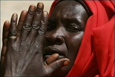 Sudanka z Darfuru (Źródło: thewe.cc)