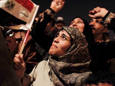 """Co przyniesie """"arabskie przebudzenie"""" w Północnej Afryce (Zdjęcie: thegrio.com)"""