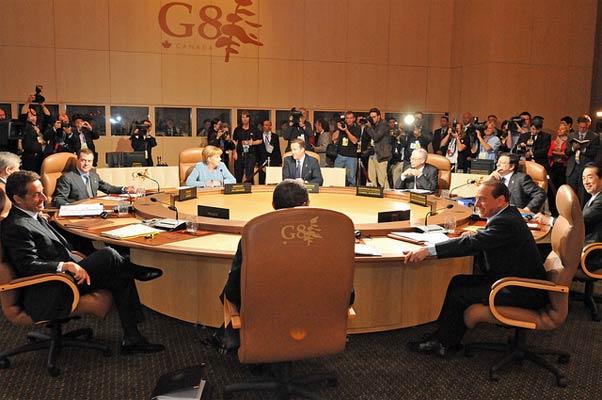 Spotkanie Grupy G8 w 2010 r. (Flickr: The Prime Minister's Office)