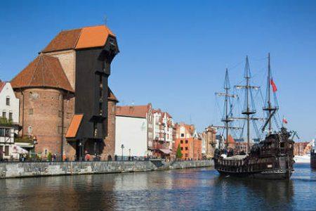 Czy Gdańsk czeka marginalizacja w skali europejskiej (Michael Cavén/Flickr)