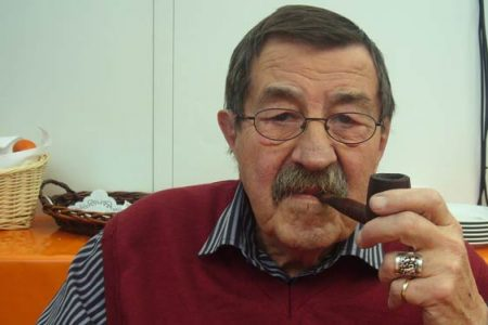 Gunter Grass (Blaues Sofa/Wikimedia Commons)