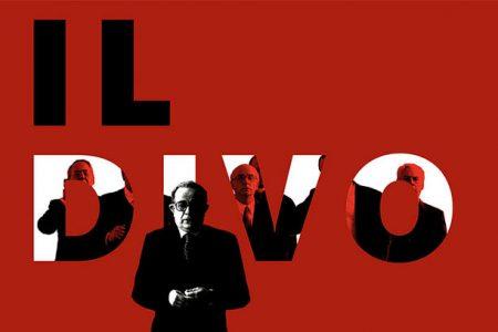 "Plakat filmu ""Boski"" (reż. Paolo Sorrentino) o Giulio Andreottim (Flickr: Fluid Design)"